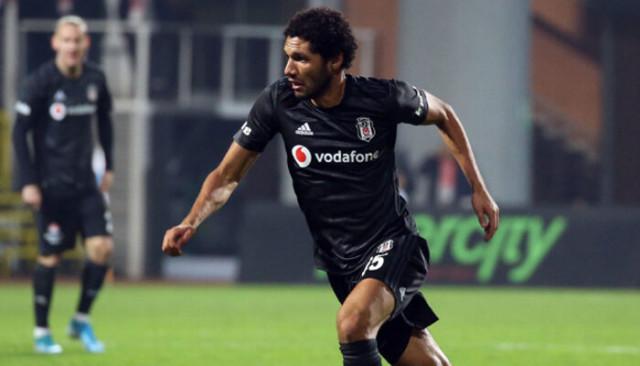 Al Ahli, Beşiktaşlı Mohamed Elneny'i gözüne kestirdi