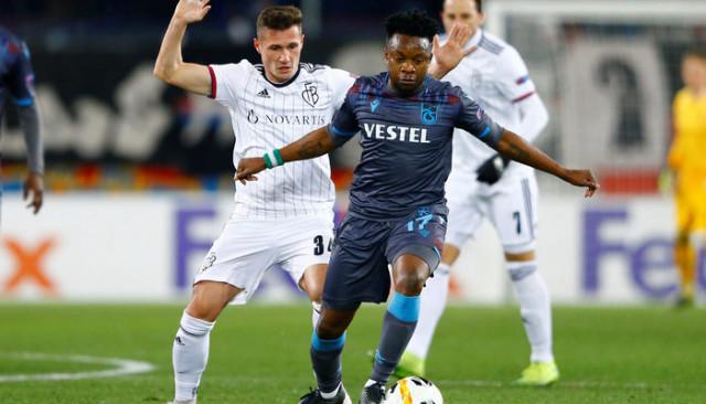 ÖZET   Basel - Trabzonspor 2-0 maç sonucu!
