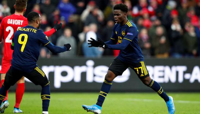 ÖZET | Standard Liege-Arsenal maç sonucu: 2-2 (UEFA Avrupa Ligi)