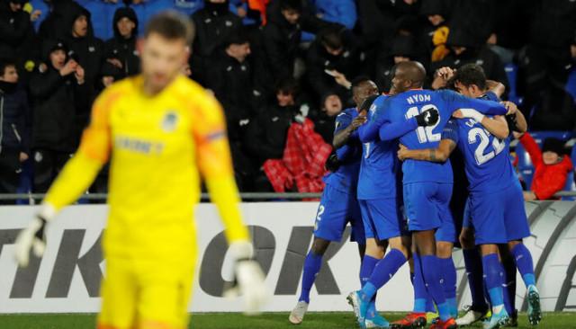 ÖZET | Getafe - Krasnodar maç sonucu: 3-0!
