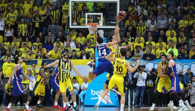 ÖZET İZLE | Fenerbahçe Beko-Anadolu Efes maç sonucu: 73-81