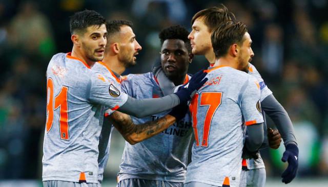 ÖZET | Borussia Mönchengladbach - Başakşehir: 1-2 maç sonucu