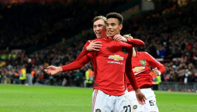 ÖZET | Manchester United-AZ Alkmaar maç sonucu: 4-0 (UEFA Avrupa Ligi)