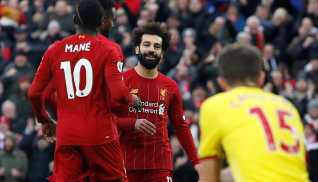 ÖZET | Liverpool - Watford maç sonucu: 2-0