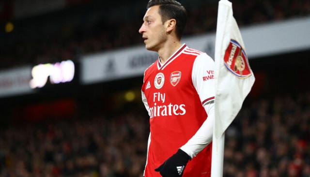 Çin'den skandal Mesut Özil kararı