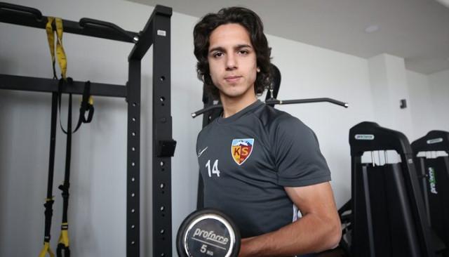 Süper Lig'in en genç golcüsü Emre Demir'in hedefi EURO 2020