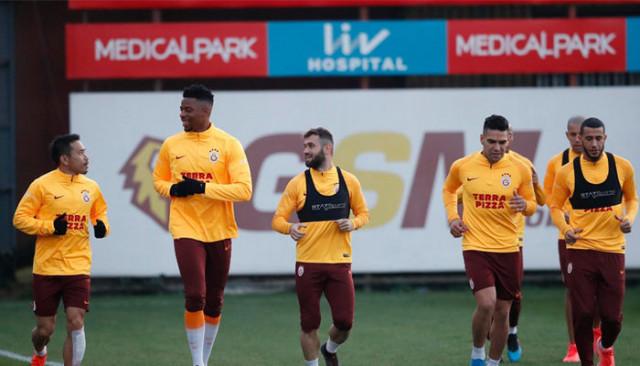 Galatasaray'da sakatlık kabusu! Kadroda 5 eksik