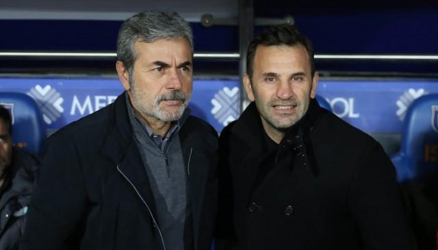 Okan Buruk'tan Konyaspor'a gönderme!