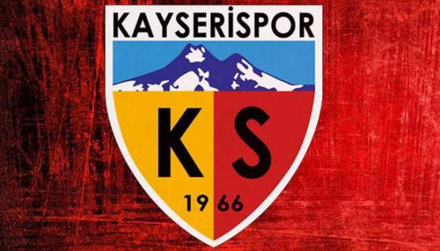 Şamil Cinaz, Kayserispor'dan ayrıldığını açıkladı