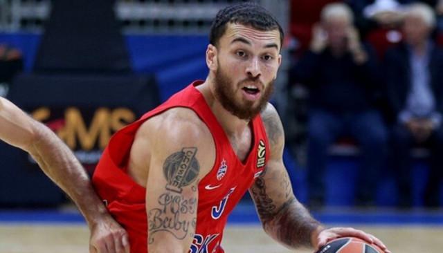 THY Avrupa Ligi'nde 14. haftanın MVP'si CSKA Moskova'dan Mike James