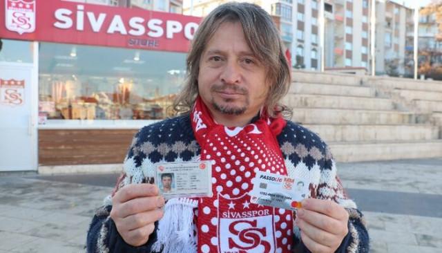 Konuşma engelli Sivasspor taraftarı İlhan Biçer'e küfür cezası!