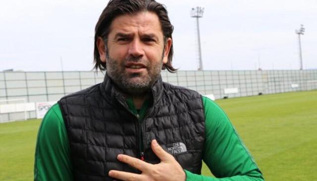 Bursaspor'un yeni hocası İbrahim Üzülmez oldu