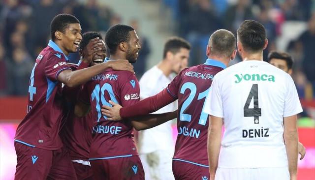 Trabzonspor-Altay: 4-1 (Ziraat Türkiye Kupası)