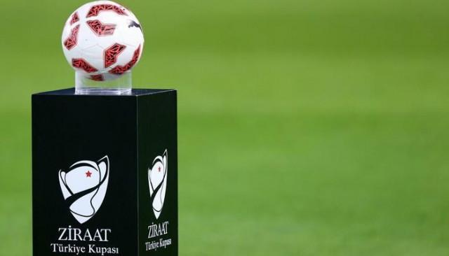 Ziraat Türkiye Kupası'nda kura çekildi! İşte eşleşmeler