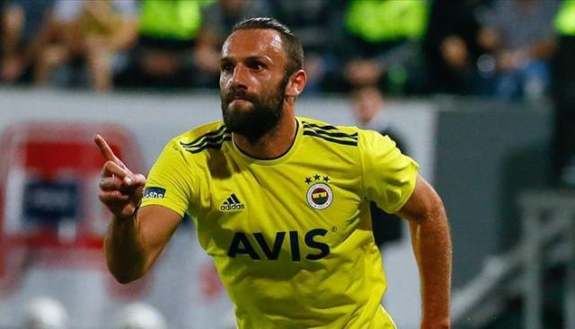 Vedat Muriqi Kosova'da yılın futbolcusu seçildi