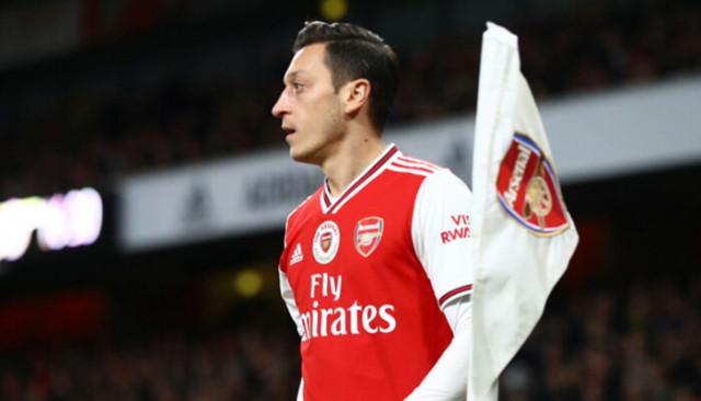 Fenerbahçe Mesut Özil'i kiralıyor! Transfer iddiası