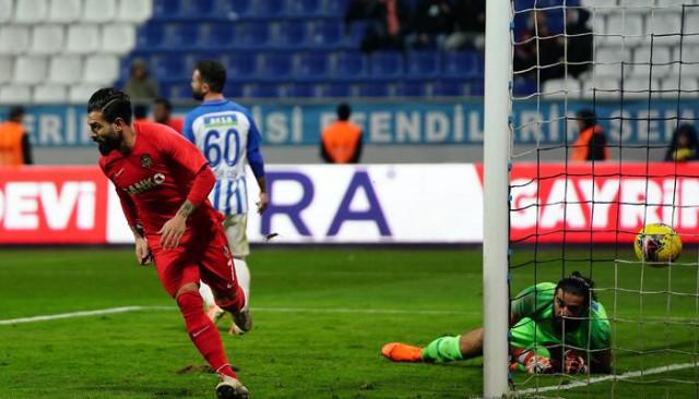 ÖZET | Kasımpaşa 3-4 Gaziantep FK maç sonucu