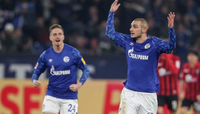 Schalke 04, Ahmed Kutucu'yla bir puana uzandı