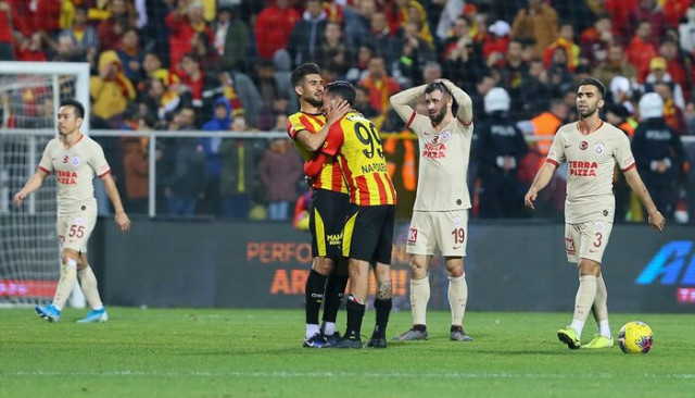 Galatasaray'da Marcao ve Ömer Bayram açıklamalarda bulundu