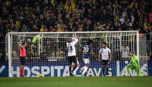 Beşiktaşlı futbolcular Fenerbahçe derbisinden sonra konuştu