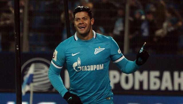 Sürpriz transfer! Hulk La Liga yolcusu...