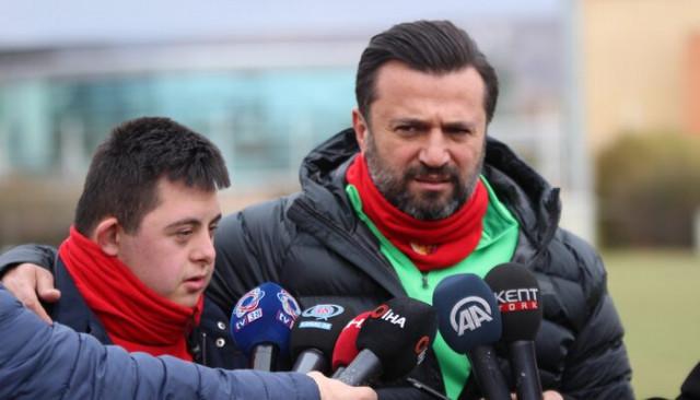 Bülent Uygun: Ligde kalmak için içerideki tüm maçları kazanmalıyız