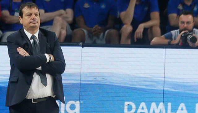 Ergin Ataman, Maccabi maçının şifresini verdi