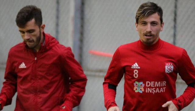Sivasspor'un yıldızları Emre Kılınç ve Mert Hakan Yandaş'dan transfer açıklaması