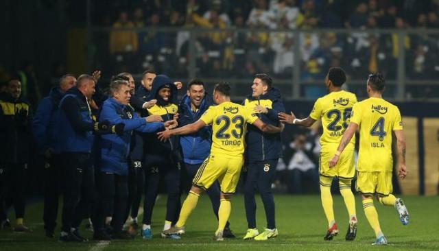 ÖZET | Çaykur Rizespor - Fenerbahçe maç sonucu: 1-2