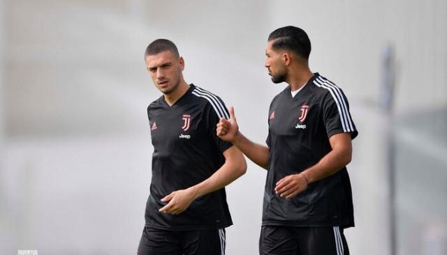 Juventus, Merih Demiral'ın bonservisini 50 milyon Euro olarak belirledi