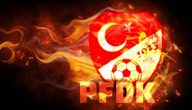 Süper Lig'den 9 takım PFDK'lık oldu