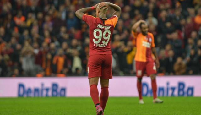 Galatasaray'ın İstanbul serüveni kabusla başladı