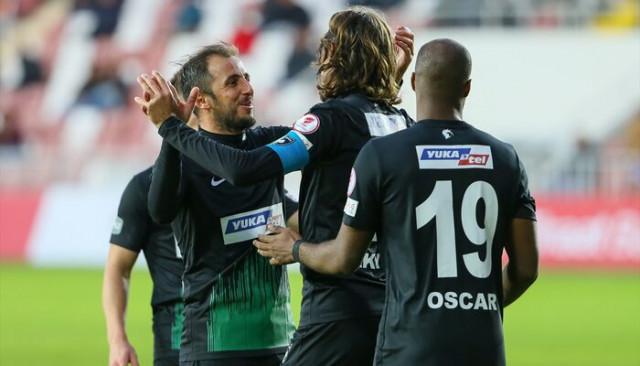 Altınordu-Denizlispor maç sonucu: 3-5