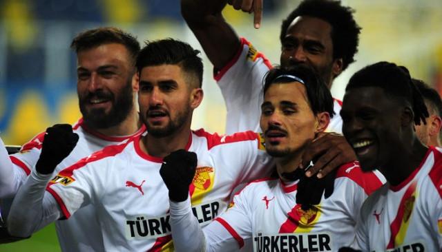 ÖZET   Ankaragücü 1-3 Göztepe maç sonucu