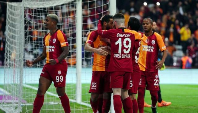 ÖZET   Galatasaray 1-0 Alanyaspor maç sonucu