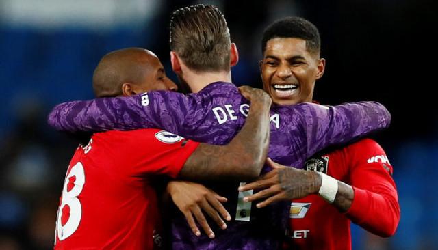 ÖZET | Manchester City 1 - Manchester United 2 maç sonucu