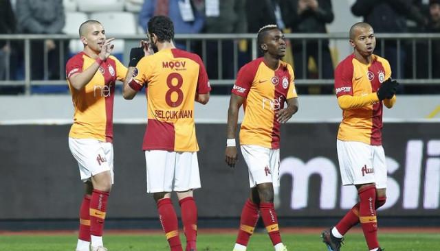 Feghouli, Selçuk İnan, Donk ve Onyekuru'dan Kasımpaşa maçı açıklaması