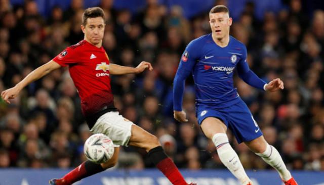 Manchester United İngiltere Federasyon Kupası'nda çeyrek finalde