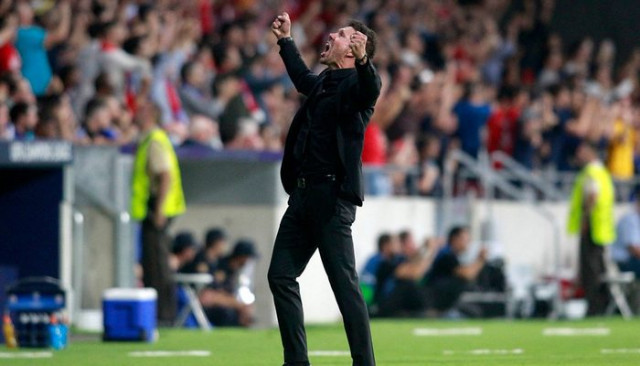 Diego Simeone, Juventus maçındaki hareketinden dolayı özür diledi