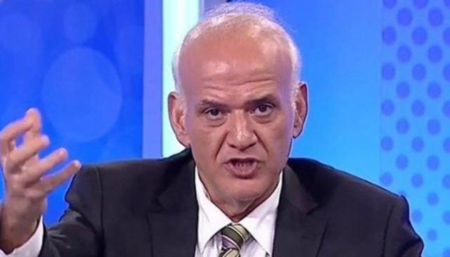 Ahmet Çakar'dan Halis Özkahya'ya sert tepki