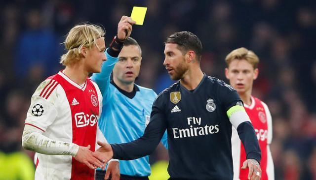 UEFA, Sergio Ramos hakkında soruşturma başlattı