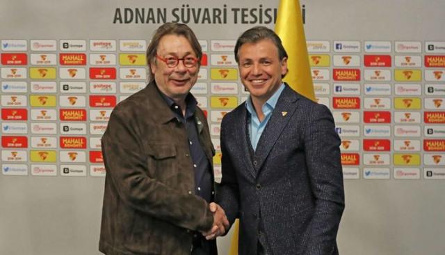 Mehmet Sepil Tamer Tuna'nın sözleşmesinde Beşiktaş maddesi olduğu iddialarını yalanladı