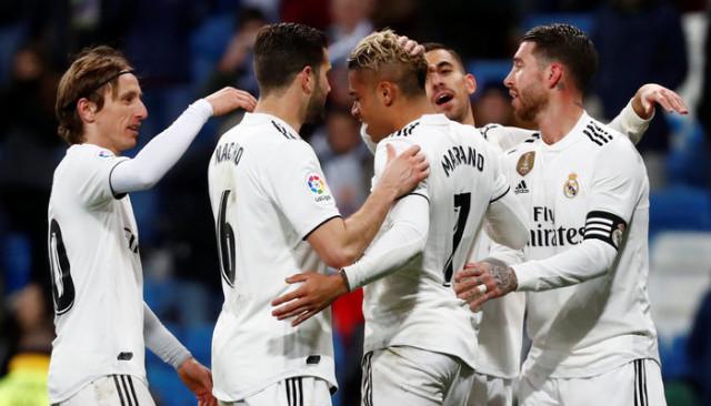 Real Madrid 3 - 0 Deportivo Alaves (La Liga)
