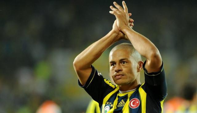 Alex de Souza: Fenerbahçe'nin küme düşmesi imkansız