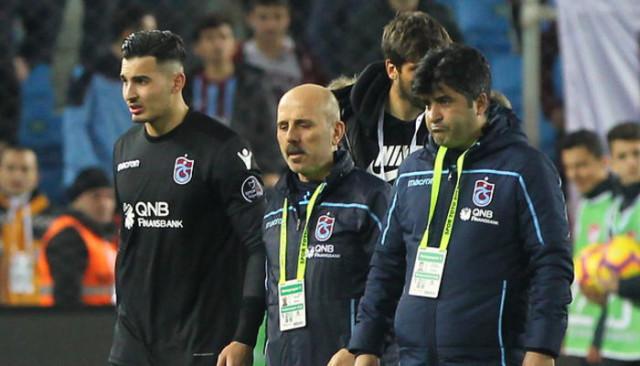 Uğurcan Çakır'ın Galatasaray maçında oynayıp oynamayacağı belirsiz