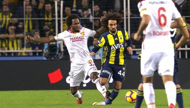 PFDK Cameron Jerome'a 2 maç, Galatasaray'a 35 bin TL para cezası verdi