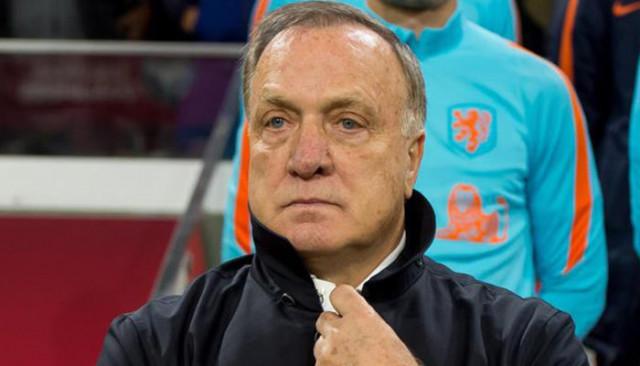 Dick Advocaat Feyenoord'u reddetti
