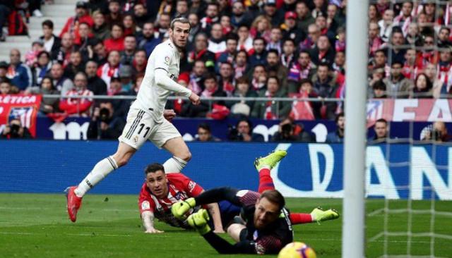 Atletico Madrid 1 - 3 Real Madrid