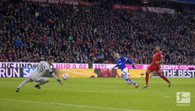Bayern Münih 3 - 1 Schalke 04