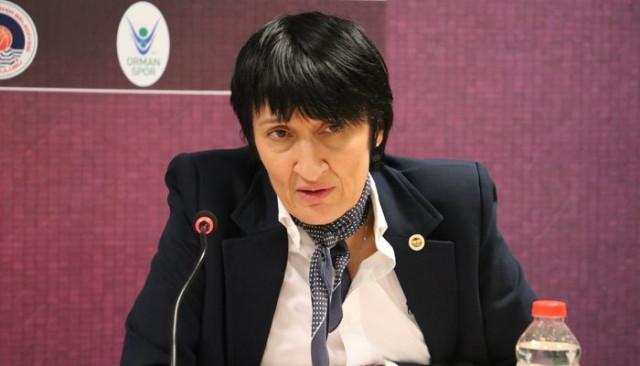 Valerie Garnier: Bu tip bir savunmayla birçok maçı kazanabiliriz